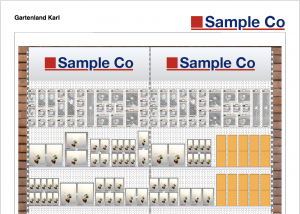 PDF-Planogrammreport